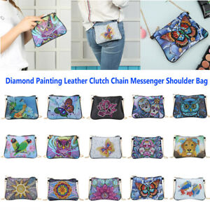 DIY-Special-Shape-Diamond-Painting-Crossbody-Handbag-Purse-Bag-Shoulder-Bag