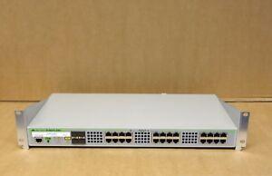 Allied-Telesis-EMC-AT-9924TL-EMC-4-a-24-porte-SFP-Gigabit-Switch-100-580-700