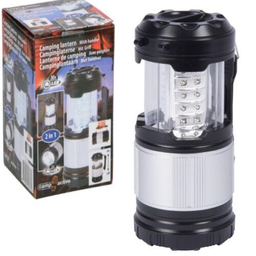 ZELTLAMPE sehr hell CAMPING LAMPE 30 LED 150 Std Outdoor Laterne Laterne