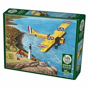 JackPine Puzzles 1000 pieces Jigsaw Puzzle - Bennett Barnstorming CBL80041