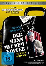 Der Mann mit dem Koffer Vol 1 * DVD Serie Krimi Richard Bradford Pidax Neu Ovp