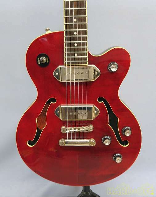 Epiphone WILDKAT STUDIO WR JAPAN beautiful rare EMS F S