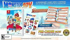 Monster Boy and the cursed Kingdom für Switch (Lagerware, Sofort versandbereit!)