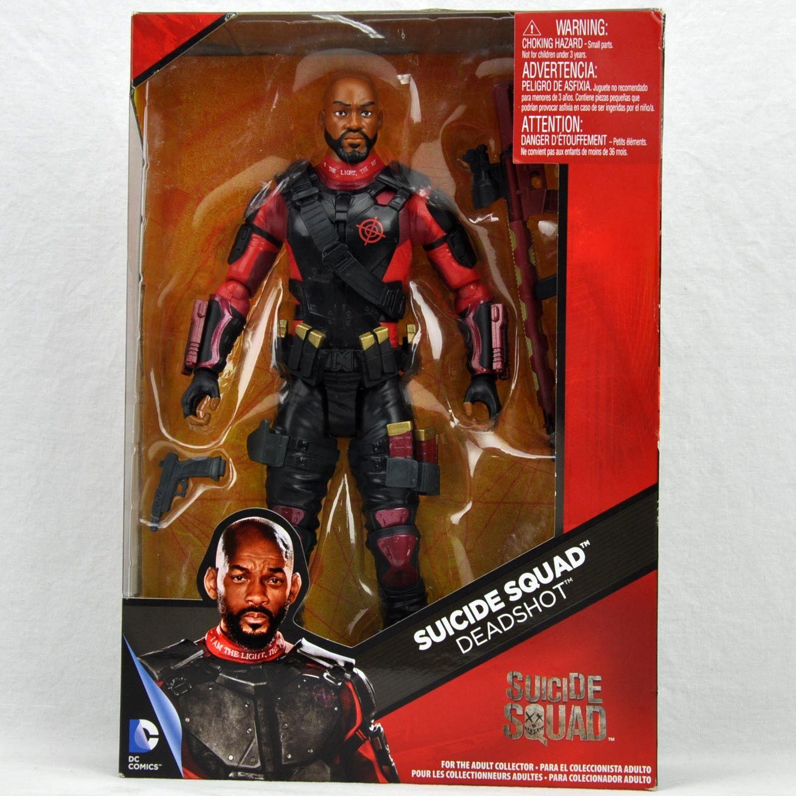 DC Comics Multiverse 12  Suicide Squad Deadshot Action Figure
