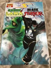 The Green Lama  Introducing Black Terror Dynamite #1 2008