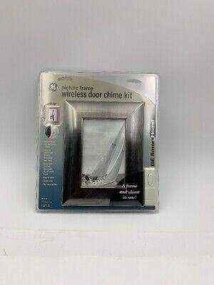 100% Kwaliteit Ge Smart Home Picture Frame Wireless Portable Door Chime Door Bell Kit Grote Uitverkoop