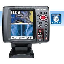 Humminbird 698ci HD SI KVD GPS Combo, Navionics+ Maps, 83/200/455 TM Transducer