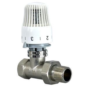 Rtl Ventil 34 Rücklauftemperaturbegrenzer Thermostatventil