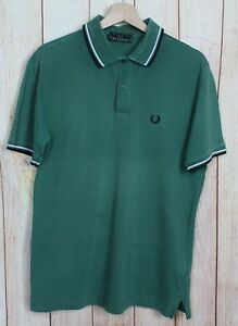 POLO-UOMO-FRED-PERRY-TG-44-MADE-IN-ITALY-MAN-039-S-T-SHIR-POLOSHIRT-91
