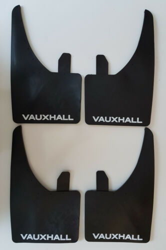 NEW Vauxhall Mudflaps fittings FULL SET OF 4