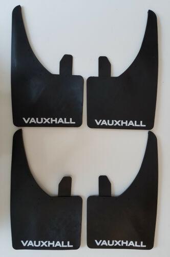 NEW Vauxhall Mudflaps fittings FULL SET OF 4