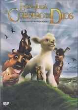 SEALED - EL Cordero De Dios ( Leon De Juda ) DVD NEW Anime The Bible SHIPS NOW