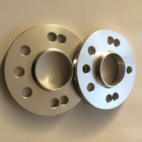 4 hub centric spacers bolt pattern 4x108mm//5x108mm CB 65.1mm thickness 12mm