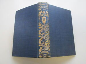 Acceptable-Poems-of-Robert-Browning-Vol-II-Containing-Dramatic-Lyrics-and-Ro