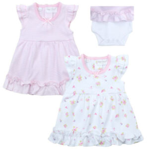 Premature Tiny Baby Girls Bodysuit Floral Dress /& Hat Clothes Set Outfit 5-8Lbs