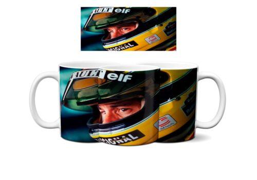 Ayrton Senna//mug préfet Cadeau
