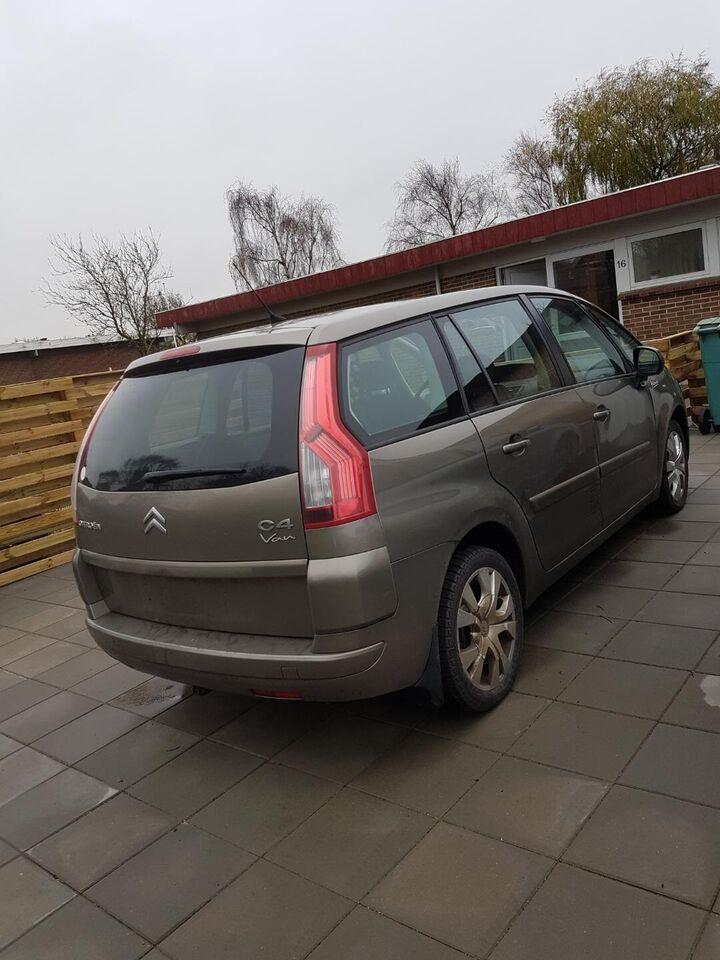 Citroën, C4 Picasso, 2,0 HDi 138 VTR aut. Van