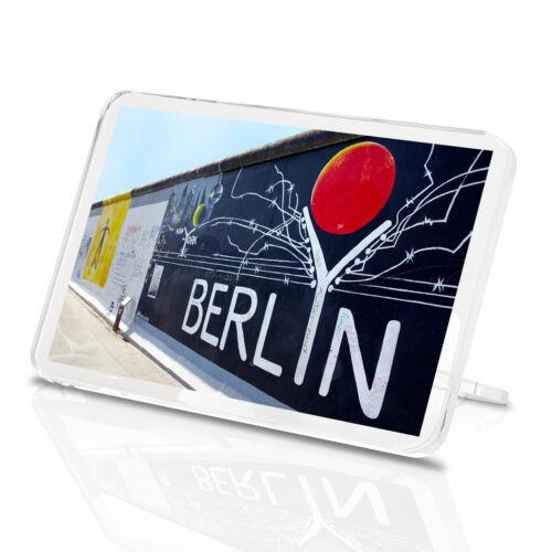 Muro de Berlín Conmemorativa Clásico FRIDGE Magnet-Historia De Viajes Divertido Regalo #16338