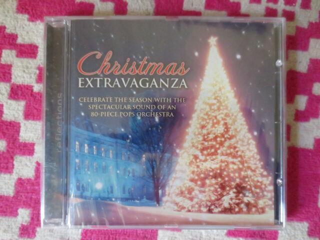 NEW Christmas Extravaganza Reflections Various Audio Music CD