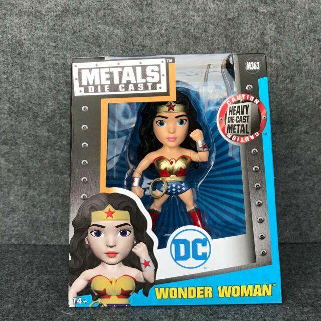Wonder Woman Metals DC Comics 4 inch Classic Figure M363 Jada Toys US 97881