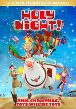 Holy Night! 2013 by FIRST LOOK PICTURES Ex-library . Disc Only/No Case