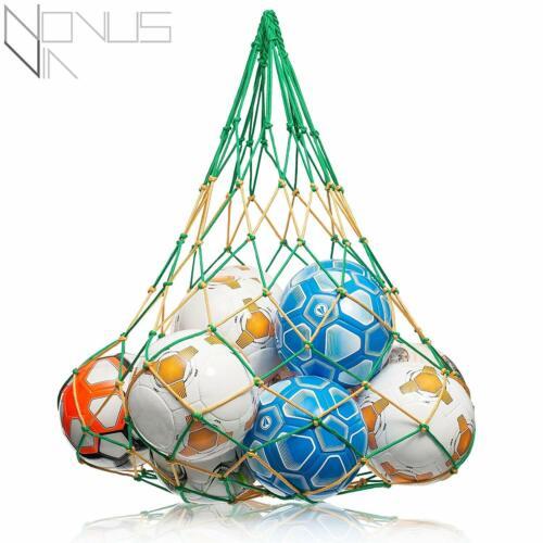 5 Mm Dick Groß  Robust Balltragenetz Ball Carry Net Premium Ballnetz Passen