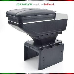 BRACCIOLO AUTO PER FIAT 500L 500X ABITACOLO CENTRALE PORTAOGGETTI POGGIABRACCIO