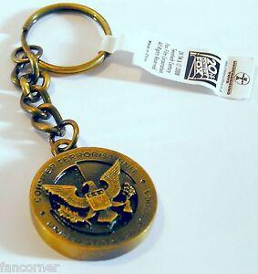 24-Heures-Porte-Cles-Officiel-metal-Jack-Bauer-Neuf-Jack-Bauer-CTU-keychain