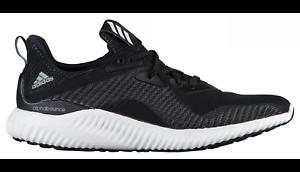 Für adidas alphabounce alpha hüpfen männer 8,5 laufschuhe schwarz / weiß