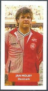 ORBIS 1990 WORLD CUP COLLECTION-#192-DENMARK-JAN HEINTZE