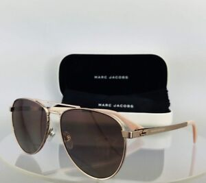47750bad8baa Brand New Authentic Marc Jacobs Sunglasses 240/S Ddbla Rose Pink ...