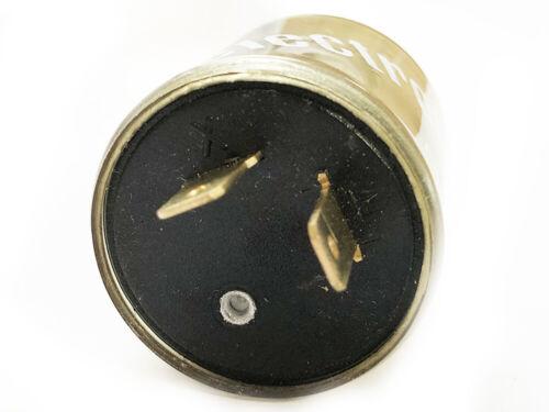 2-polig Klar Gehäuse Elektrisch Blinkerrelais MG Midget