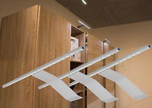 LED-Schrankleuchte-Aufbauleuchten-Set-Trafo-Moebelleuchte-Moebellampe-Mod2085-86