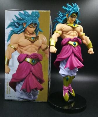 8.7/'/' Dragon Ball Dragonball Z Blue Super Saiyan Broly Broli Action Figure Toy