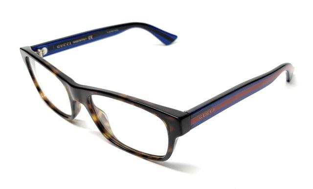 58eca68ee4ab Brioni BR0005O Blue Havana Men Authentic Eyeglasses for sale online | eBay