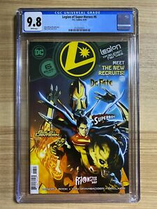 Legion-of-Super-Heroes-6-DC-Coics-1st-appearance-of-Gold-Lantern-CGC-9-8