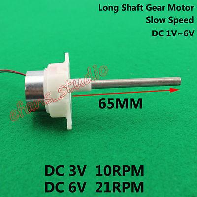 DC 12V 46RPM 6mm Shaft High Torque Turbine Worm Gear Box Reduction Motor