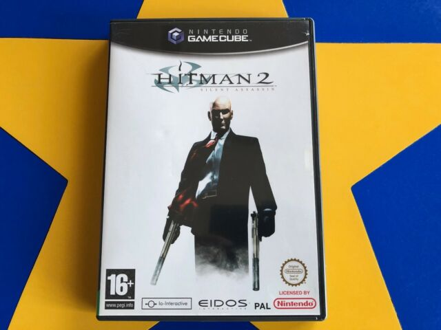 Hitman 2 Silent Assassin Nintendo Gamecube Ntsc Us For Sale Online