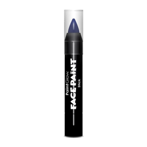 NEW Children   Party Face Paint Stick 3.5g Dark Blue