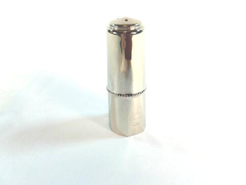 Bonade 2255UC Inverted Mouthpiece Cap for Tenor Saxophone in Nickel BRAND NEW