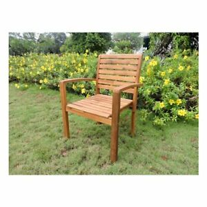 poltrona legno giardino in vendita | eBay