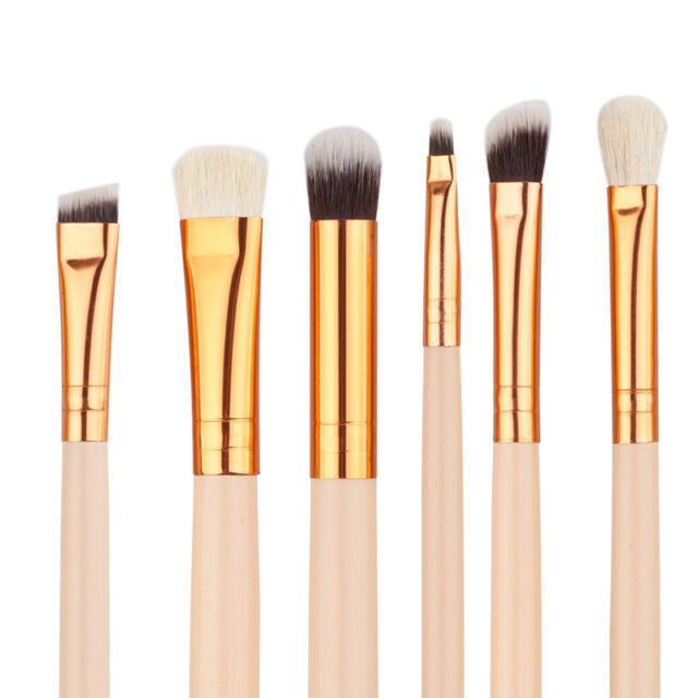 12Pcs/set Makeup Brushes Foundation Powder Eyeshadow Eyeliner Lip Tools Brush T
