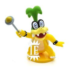SUPER MARIO BROS IGGY KOOPA FIGURE bowser Hop wii u Koopalings bowserotto junior