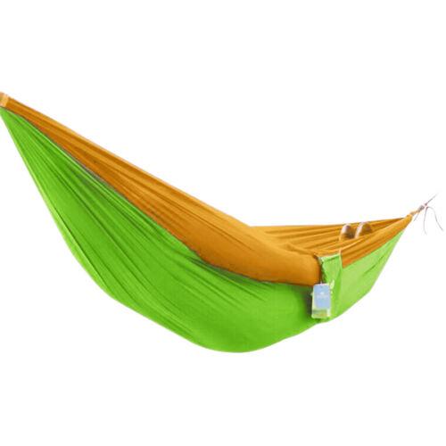Hängematte Stabhängematte ultraleicht Fallschirm Nylon Outdoor Camping Hammock