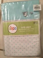 Nwt- Circo Crib Skirt