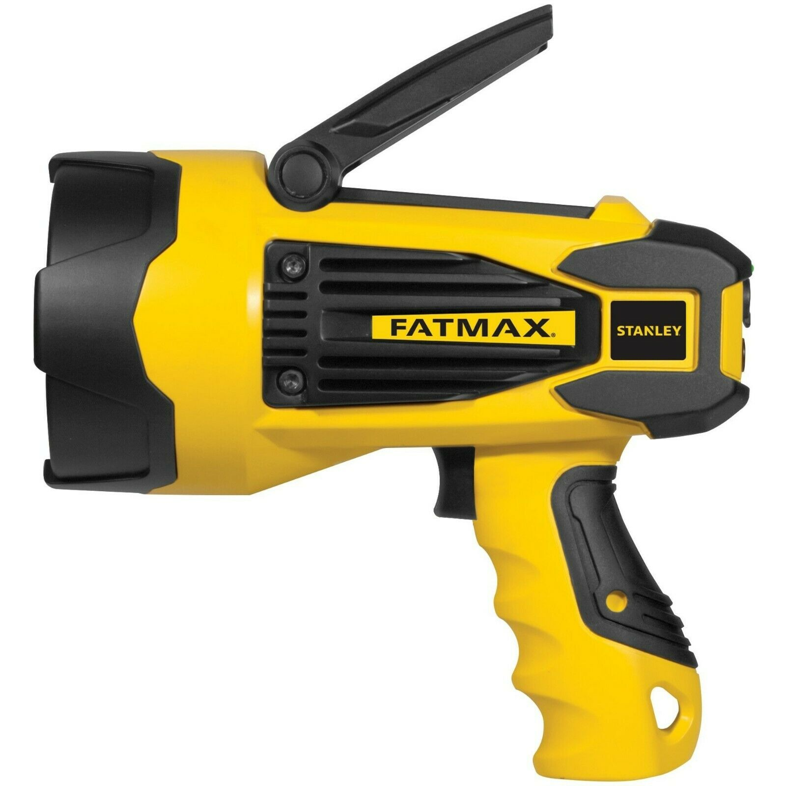 Fatmax Spotlight Flashlight 920 Lumens Rechargeable Work Light Ultra-Bright CLO