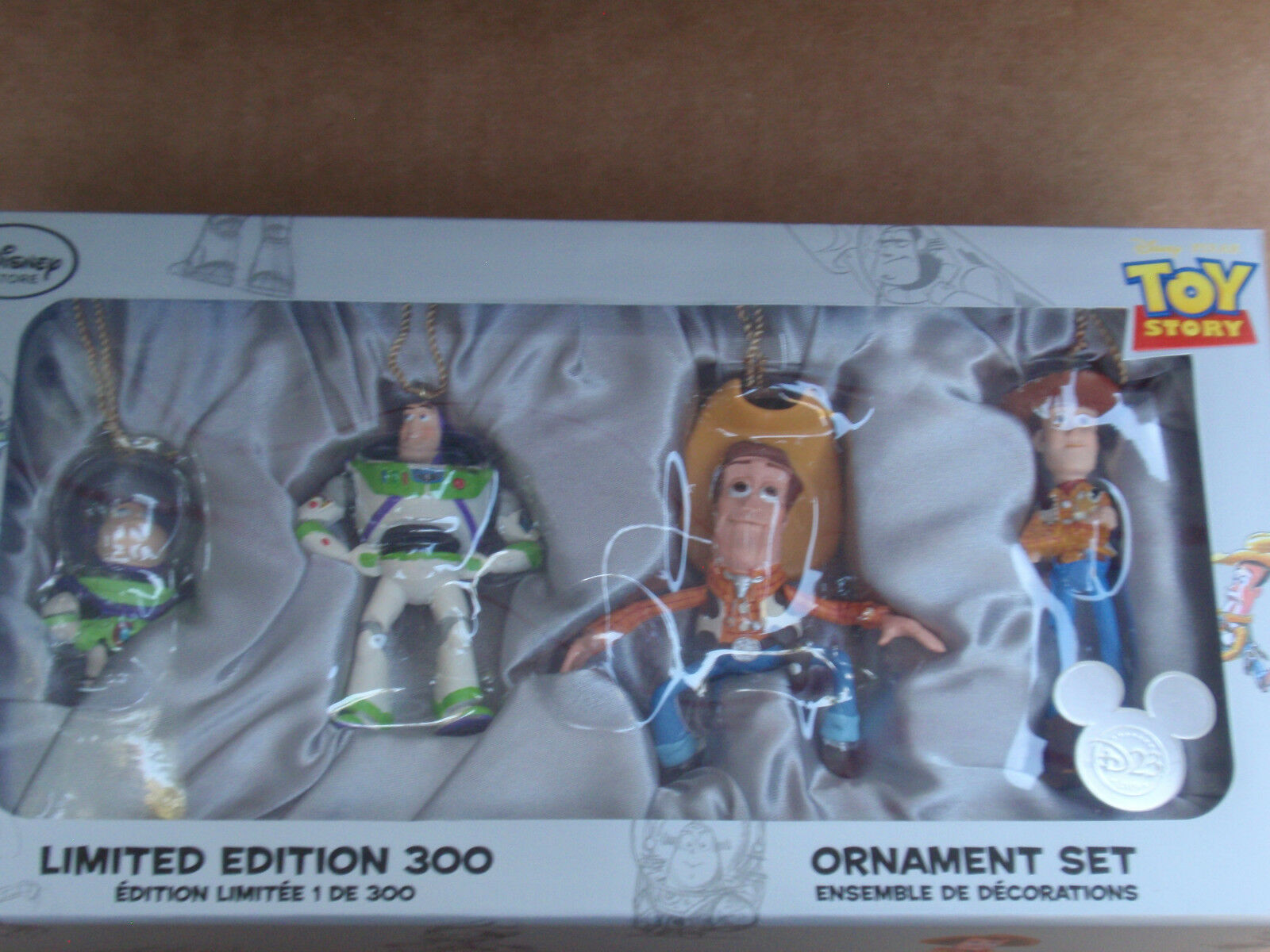 2015 D23 TOY STORY SET Limited Edition of 300
