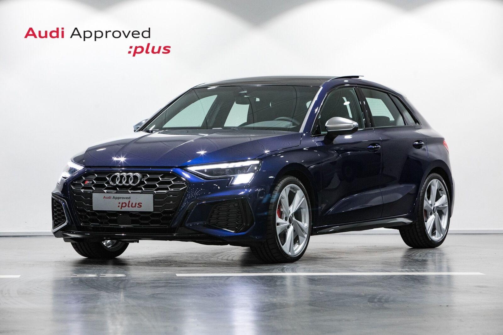 Audi S3 2,0 TFSi Sportback quattro S-tr. 5d - 674.900 kr.