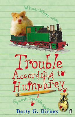 """""""AS NEW"""" Trouble According to Humphrey, Birney, Betty G., Book"""