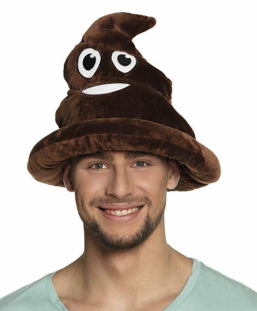 Boland Novelty Poo Emoji Hat - 04284